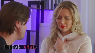 BABES - When heat goes out Nikky Dream, needs some hot anal fucking to rest consent to loving