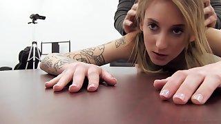 Alyssa Movie - BackroomCastingCouch