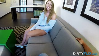Ashley Red loves rough sex and from side with is her favorite affectedness