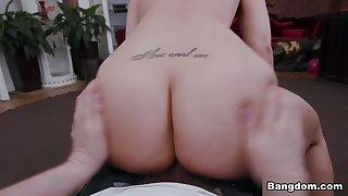 Kristy Black & Yanick Shaft in My Anal Big Booty Maid - BangBros